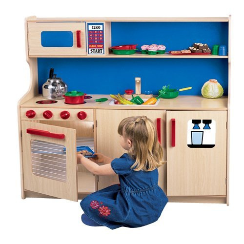 How To Make The Best Of Your Kitchenette: Kid Kitchen, Dramatic Play, Housekeeping, Children's Play