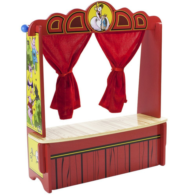 Puppet Theaters Dramatic Play Puppets Table Top Puppet