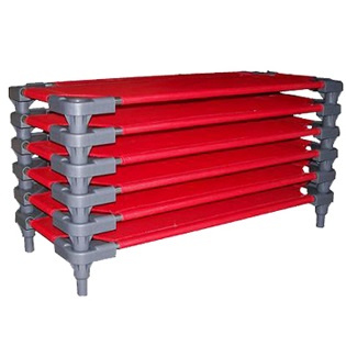 nap cot sleeping cots red standard