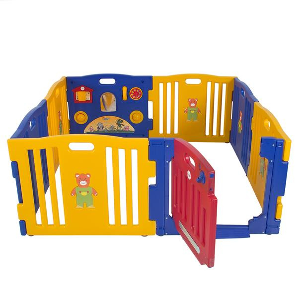 Bc 8 Panel Safety Play Center Primary