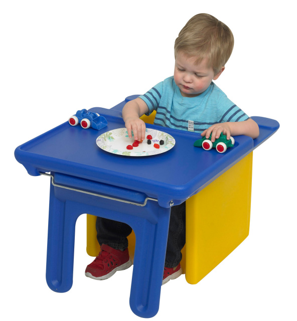 CF Edutray u0026 Cube Chair Set  sc 1 st  Daycare Furniture Direct & Toddler Feeding Tables 4 6 8 Seat Toddler Table interactive ...