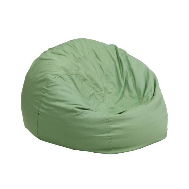 Peachy Ff Kids Bean Bag Chair Small Green Bralicious Painted Fabric Chair Ideas Braliciousco