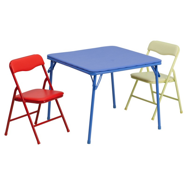 Ff Kids Folding Table Amp 2 Chairs