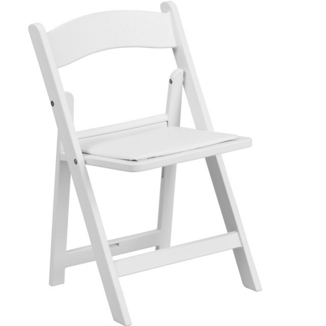 Awe Inspiring Ff Kids Resin Folding Chair Padded Seat White 10 Pack Ocoug Best Dining Table And Chair Ideas Images Ocougorg