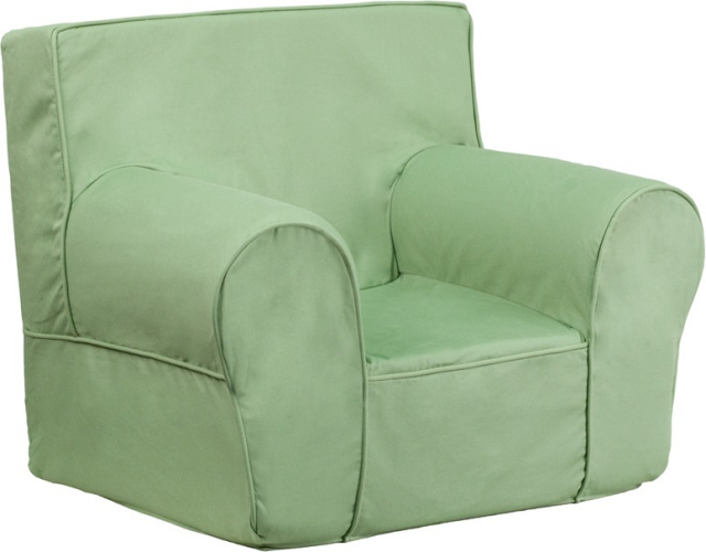 FF  Small Kids Chair   Green