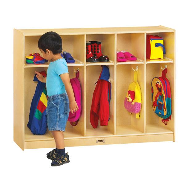 Coat Locker Wood Coat Lockers And Preschool Coat Lockers