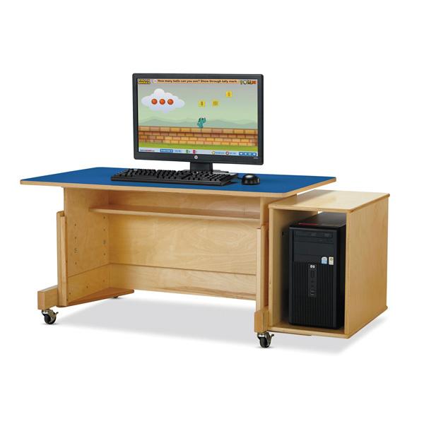 Kids Computer Desk School Desk Open Front Desk Metal