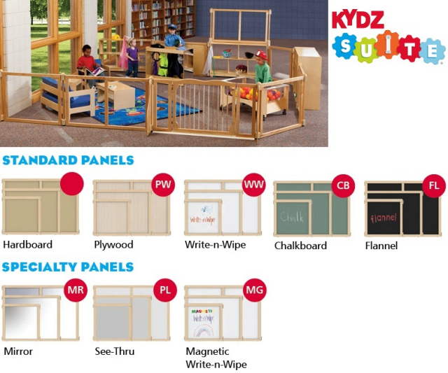 KYDZ Suite  Hubs & Misc | Panels | Misc Panels | Gates & Arches | Stabilizers | Collections | Products |