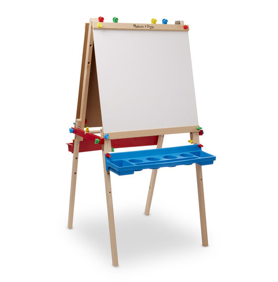 Child Easel Trendy Plastic Easelkids Painting Board With