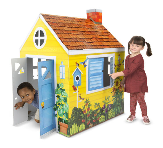 Kids Playhouses, eco playhouse, play house, preschool active play ...