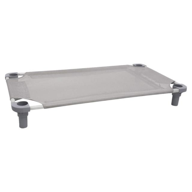 Gray mahar nap cot
