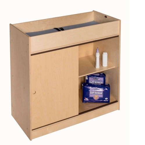 ANG9039 Birch Changing Table