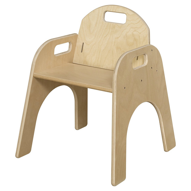 WD-80130 Stackable Woodie Toddler Chair 13  High Seat  sc 1 st  Daycare Furniture Direct & Wood Tables and wooden chair at Daycare Furniture Direct. Wooden ...
