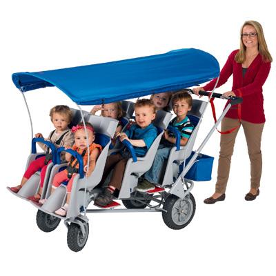 Quad Stroller 4 Seat Stroller Bye Bye Stroller 6 Seat Stroller