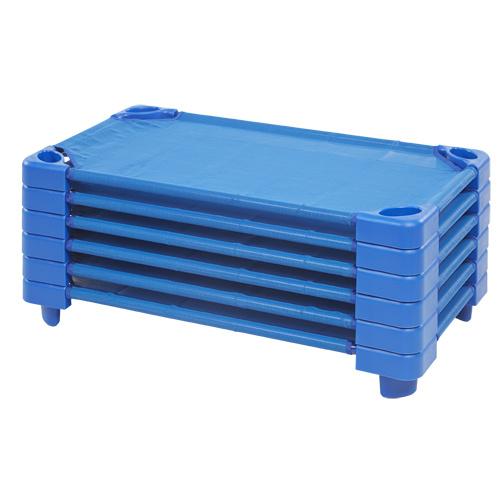ELR-16112 Stackable Kiddie Cot Standard RTA - 6 PACK