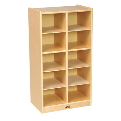 Beau Storage Cubby, Cubbies, Preschool Storage, Bin Storage, School Plastic Storage  Bins, Take Home Cubbies