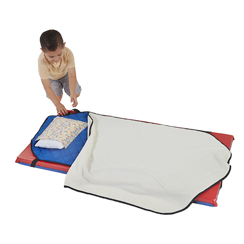 Toddler Nap mat Companion - Loopty Loop ELR-16203-LL