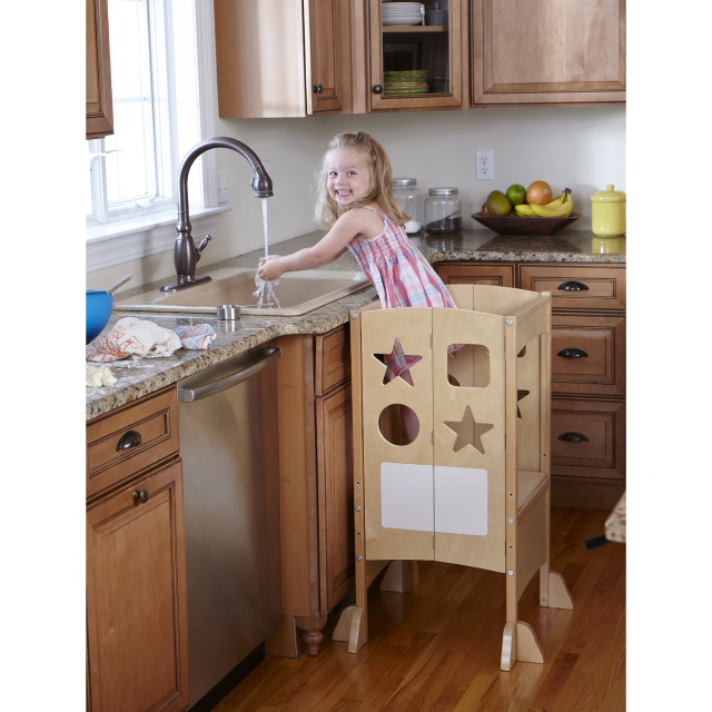 Gc G97325 Guidecraft Kitchen Helper