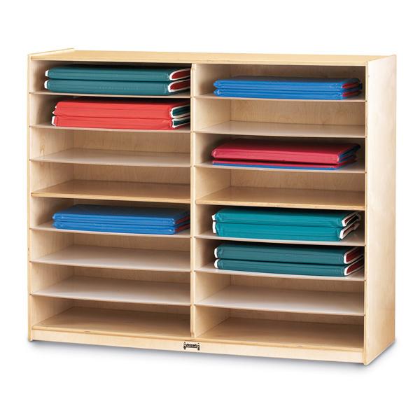 Nap Mat Storage Shelf