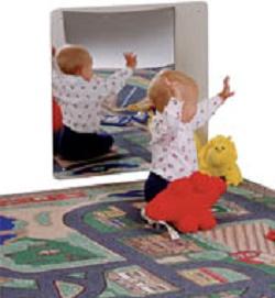 Mirrors, infant coordination mirrors, preschool mirrors, corner ...