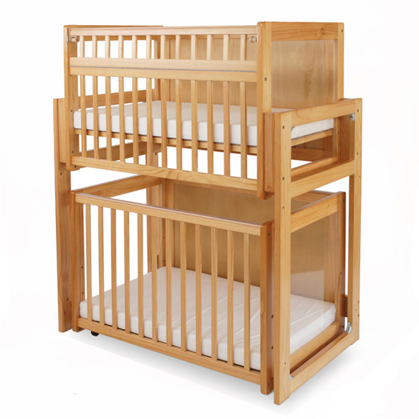 Modular Window Crib System CW 755 Stacking Cribs