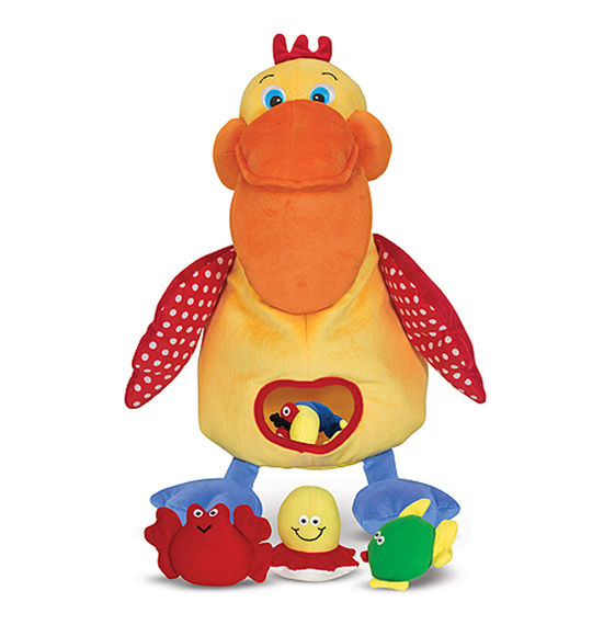 Developmental Toys Hungry Pelican Learning Toy