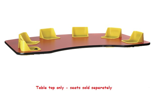 Toddler Tables Play Amp Feed Tables Nursery Tables Baby Table With Seats At Daycare