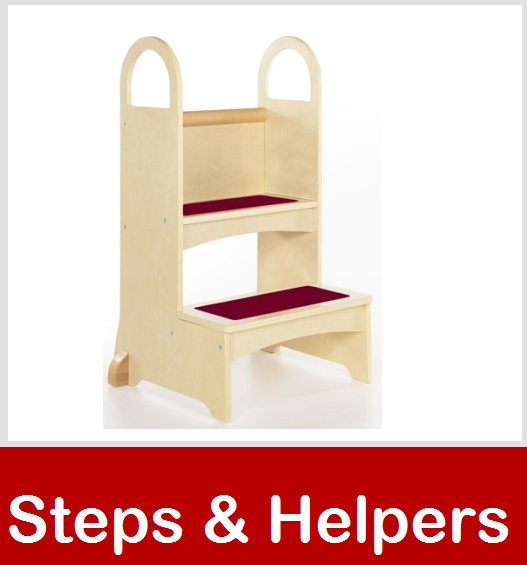 Stairs, Step Stools, Guidecraft Kitchen Helper, Kids step stool