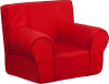 FF- Small Kids Chair - Red