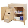 ANG1039S Changing Table w/ Steps