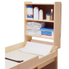 SWP1110 Changing Table Shelf w/ Paper Roll Holder