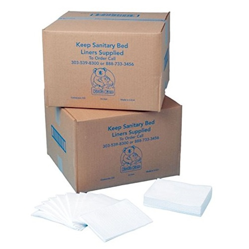 KB15099 Koala Kare Baby Changing Station Sanitary Liners - Case of 500