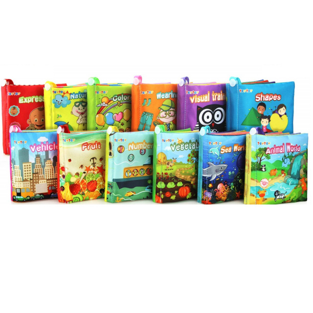 My First Soft Books - 12 Pack