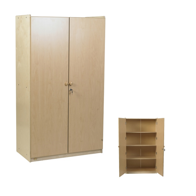 ANG9178 Value Line Birch Teacher's Storage Cabinet