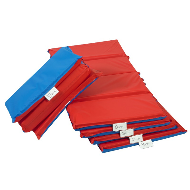 "CF400-519RB 2"" Infection Control Folding Mat 4 fold - 5 Pack"