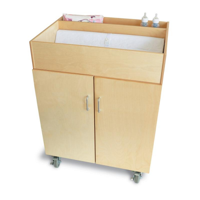 WB0634 Easy Access Changing Cabinet