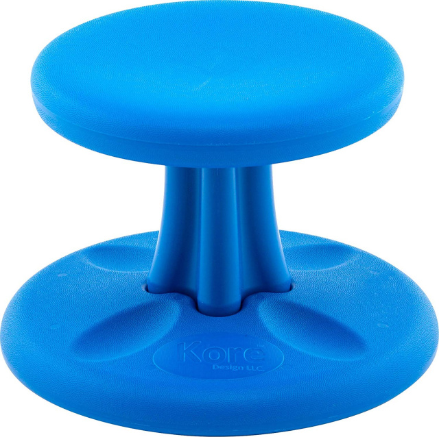 Kore Wobble Chair Flexible Seating Stool - Toddlers 10 inch