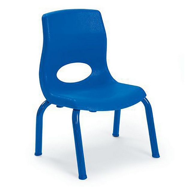 "AB8008 MyPosture Stacking Chairs 8"" - 4 Pack"