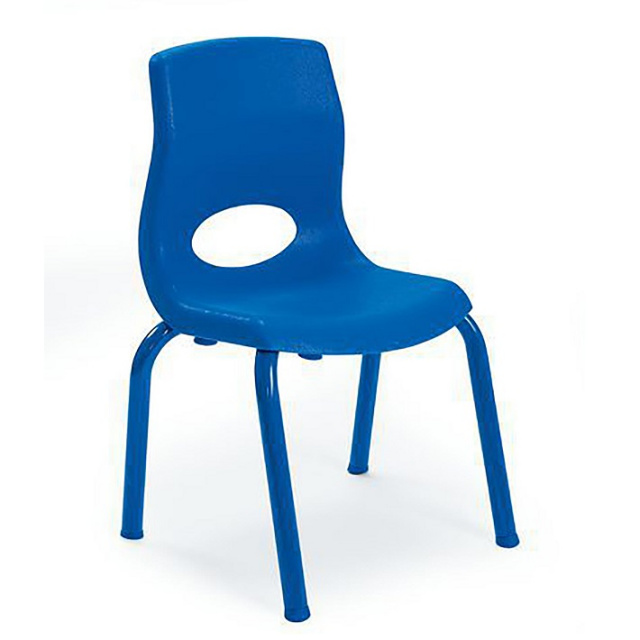 "AB8010 MyPosture Stacking Chairs 10"" - 4 Pack"