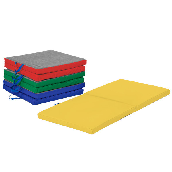 11228-AS SoftScape Bi-Fold Rest Mat 4-Pack - Assorted