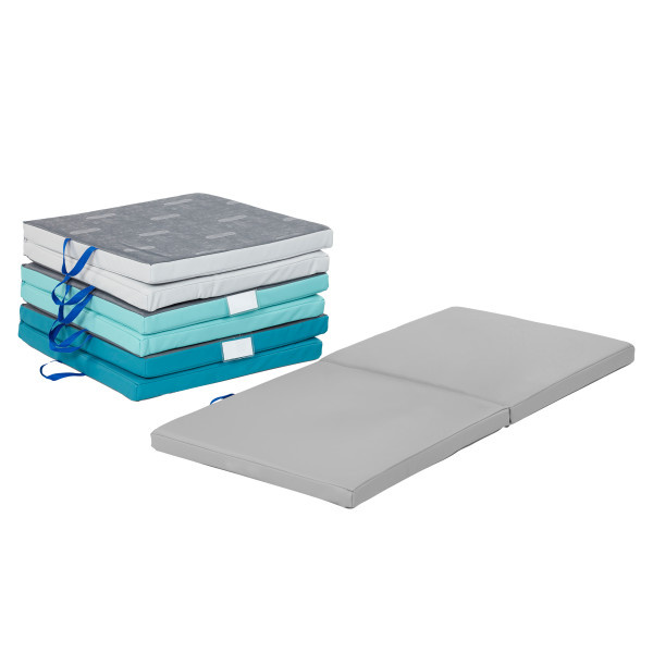 11228-CT SoftScape Bi-Fold Rest Mat 4-Pack - Contemporary