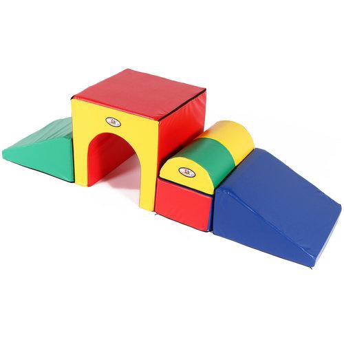 Soft Play Soft Climbers Vinyl Blocks And Tumble Mats At