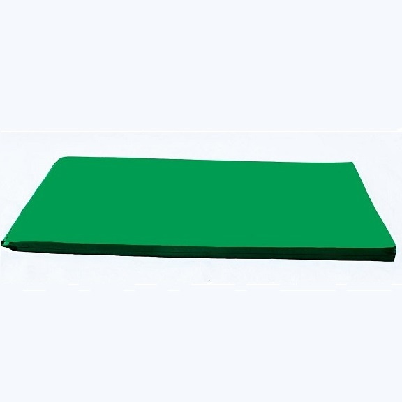 "PP Rainbow Rest Mats 2"" Green - 8 Pack"