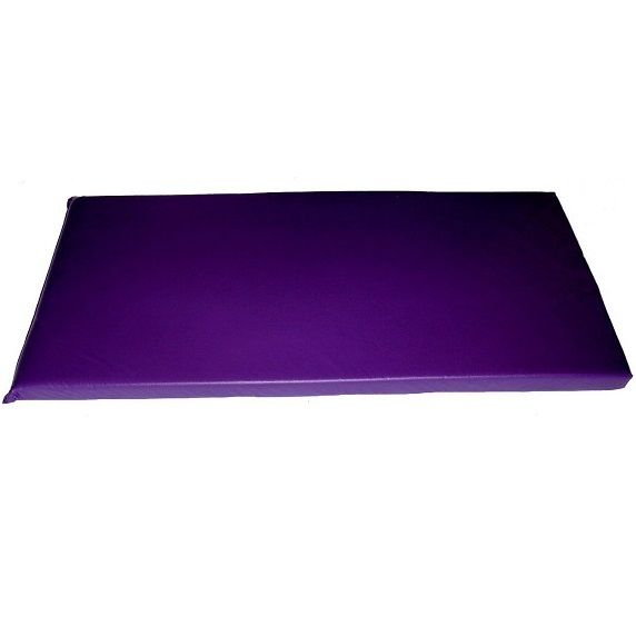 "PP Rainbow Rest Mats 2"" Purple - 8 Pack"