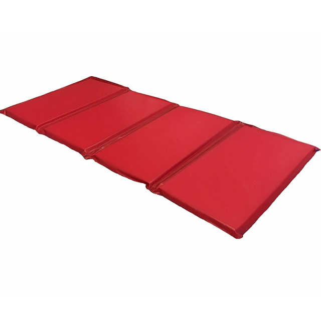 "KM-111 Basic KinderMat Rest Mat 1"" 4-Fold - 8 pack"
