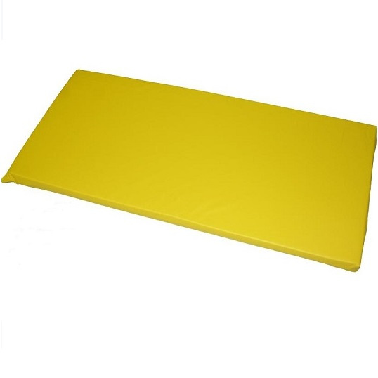 "PP Rainbow Rest Mats 2"" Yellow - 8 Pack"
