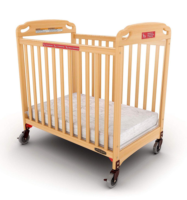 Safe Haven Daycare Evacuation Compact Crib