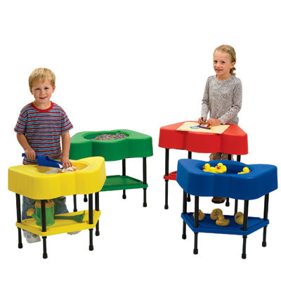 AFB5104SET Sensory Activity Table - 4 Pack