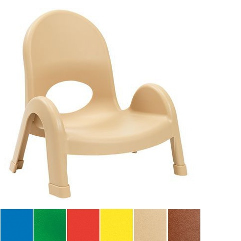 "AB7705 Value Stack Chair 5"" - 4 Pack"