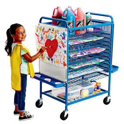 AFB7920 Mobile Drying Rack